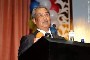 Deputy Prime Minister and Education Minister Tan Sri Muhyiddin Yassin