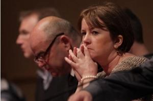 Scotland: Susan Quinn, Union president, highlighted members' concerns.